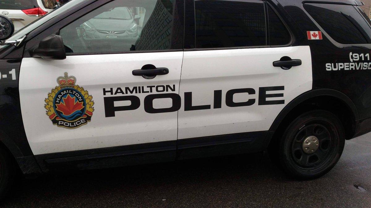 Hamilton police investigate