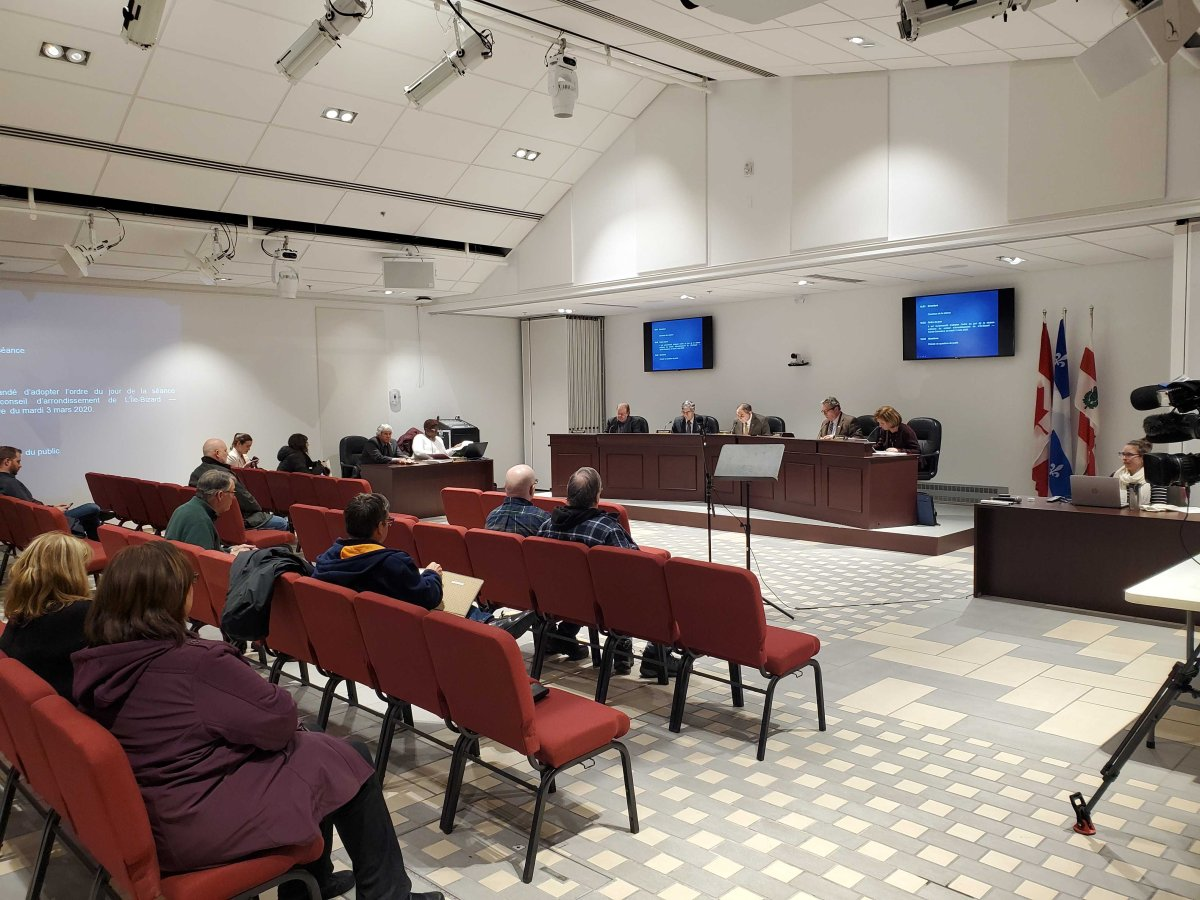 Residents attended the borough council meeting Tuesday evening to express their worries over the possibility of more spring floods and asked the borough what measures it was taking to prepare.