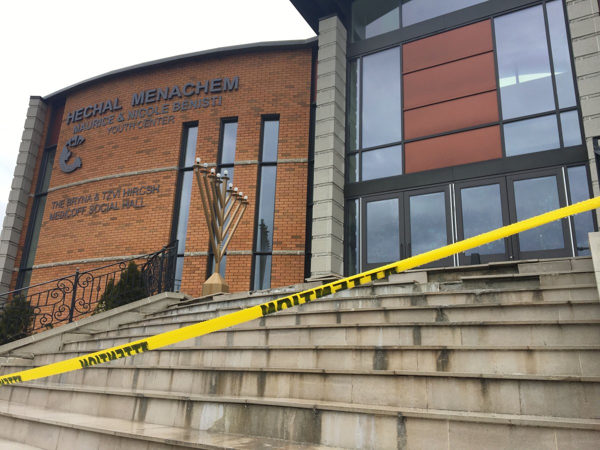 The synagogue said that an individual who contracted COVID-19 frequented the place of worship.