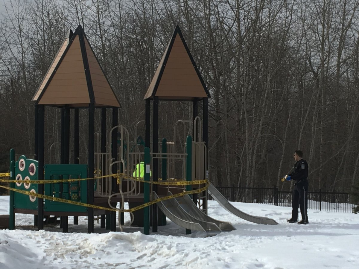 Effective March 24, 2020, all playgrounds in Edmonton are closed.