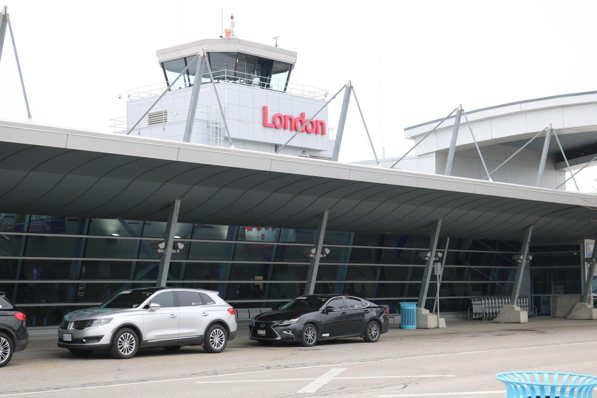 London International Airport .