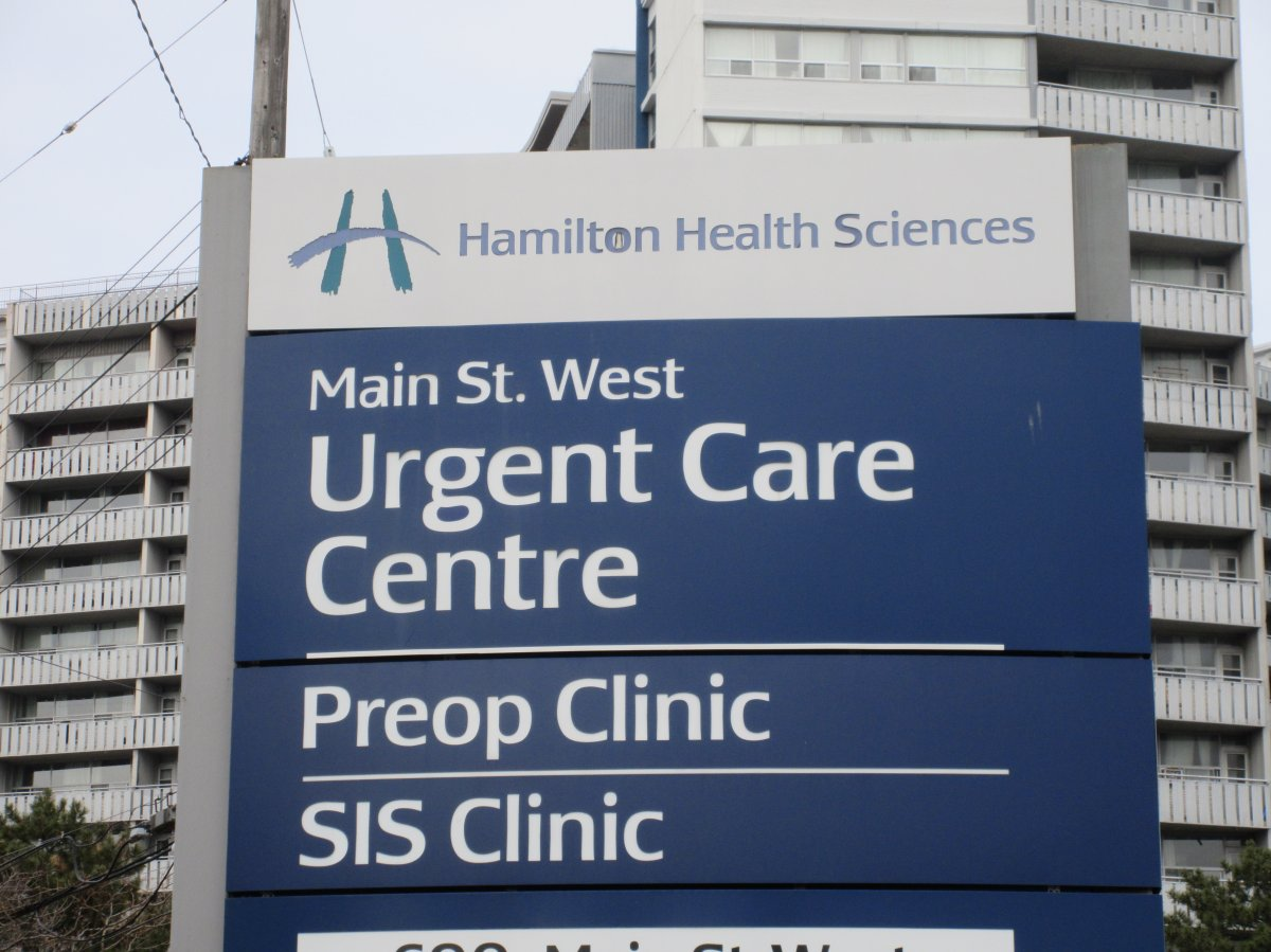 The City of Hamilton has created two COVID-19 assessment centres.
