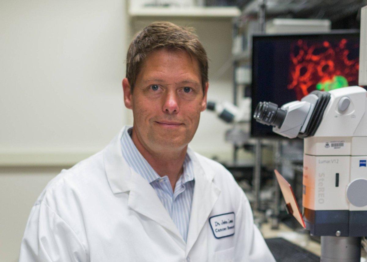 Dr. John Lewis, CEO of Entos Pharmaceuticals, Inc.