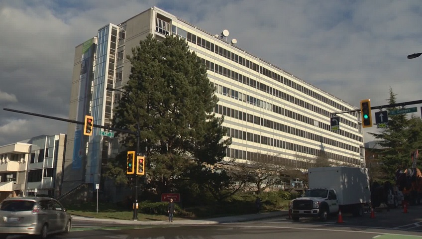 Vancouver Coastal Health says three staff members at Lions Gate Hospital have tested positive for the novel coronavirus.