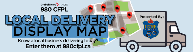 Local Delivery Map - image