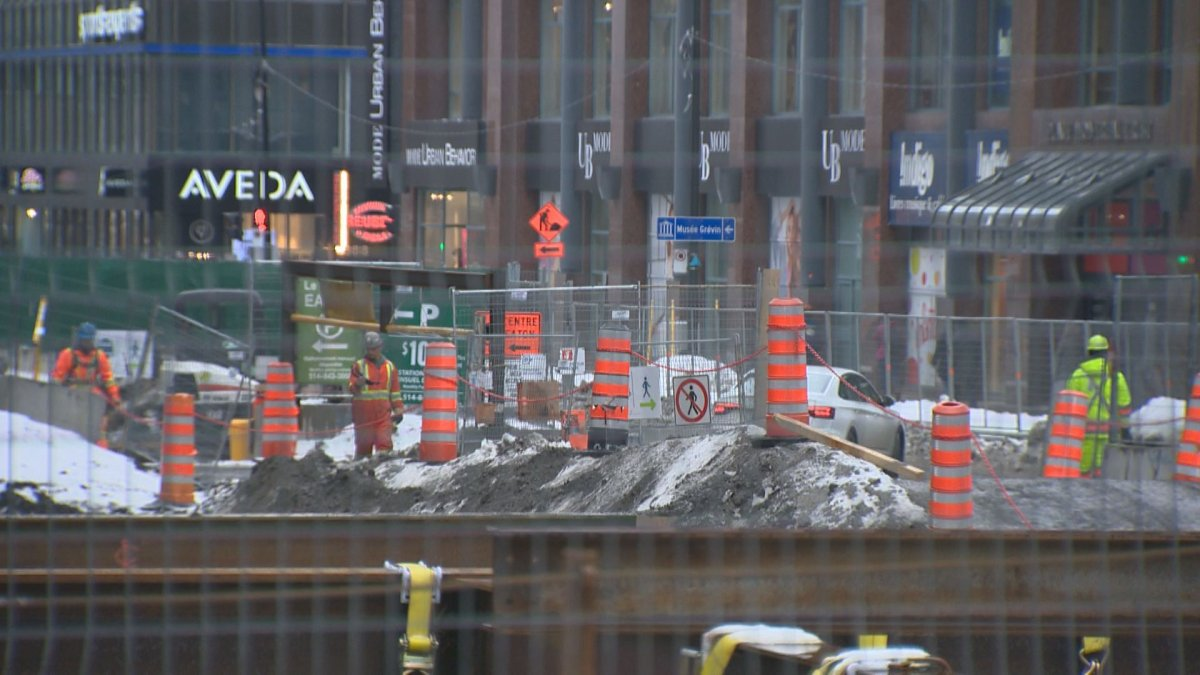 The McGill Metro station is getting a makeover.