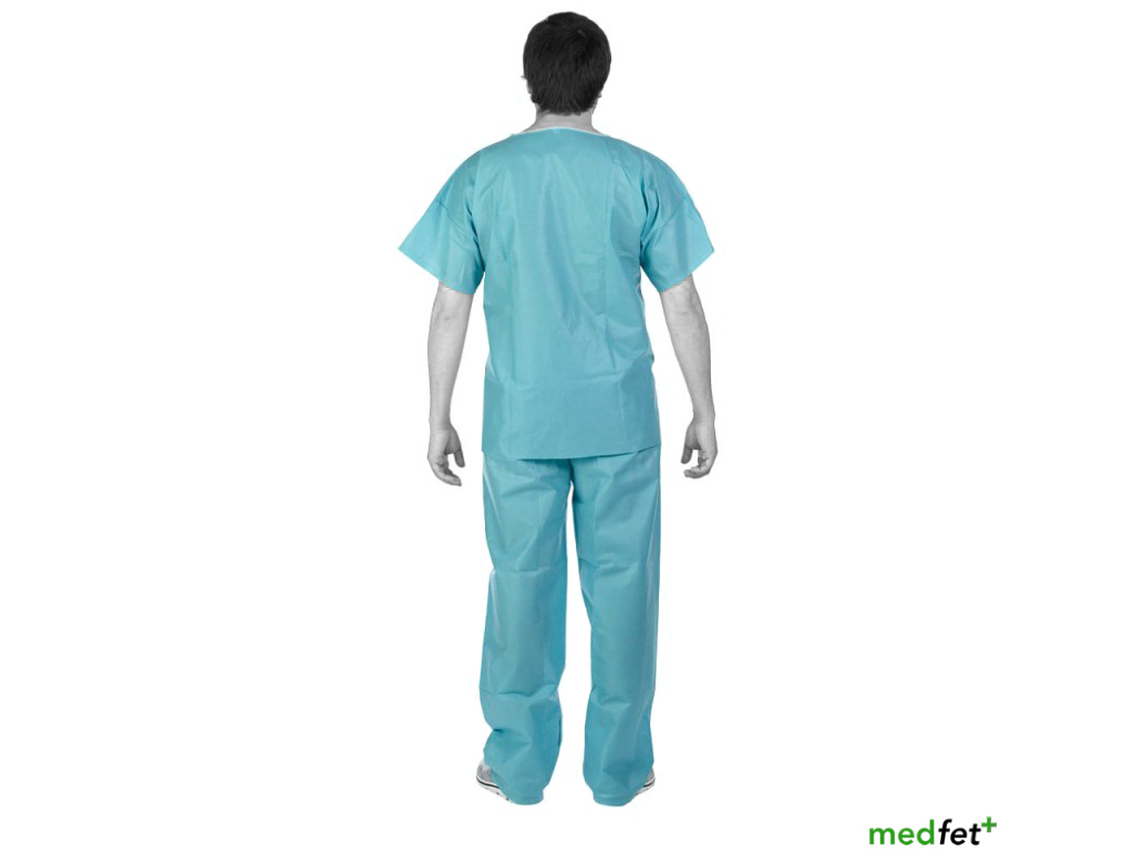U.K. kink company MedFet donated all of their scrubs stock to the National Health Service (NHS) amid the COVID-19 outbreak.
