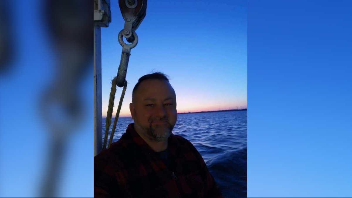 Fisherman Michael Smith has been missing since Monday, says cousin.