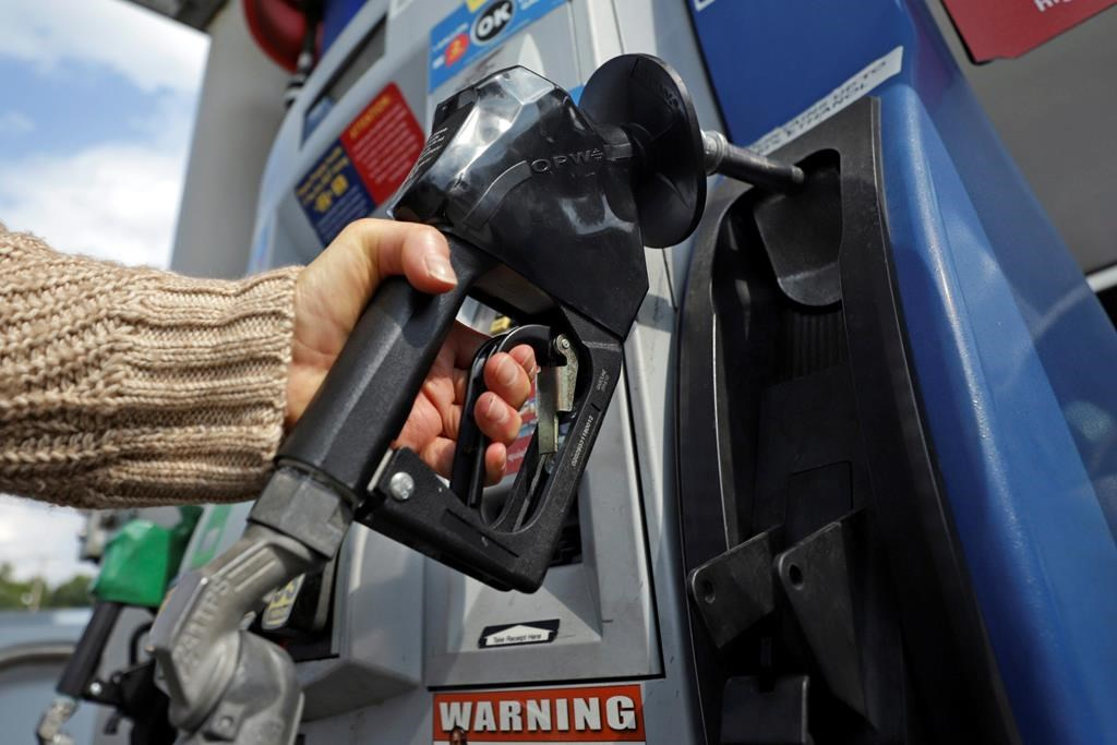 Gas prices plunged amid the novel coronavirus pandemic.