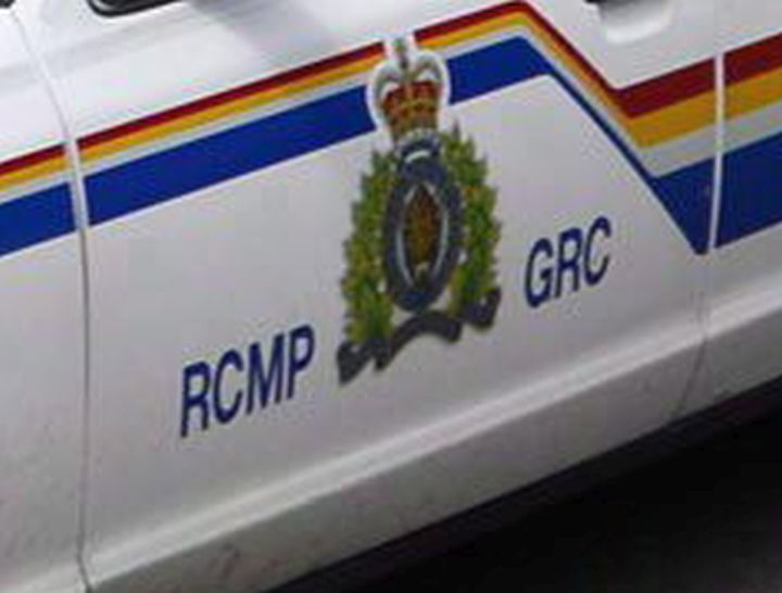 A file photo of an RCMP cruiser.