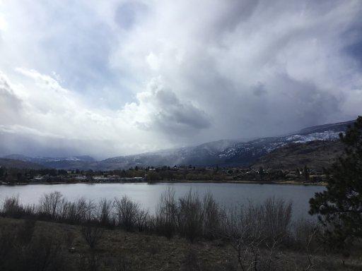 Snow squalls – Klaudia Deschenes