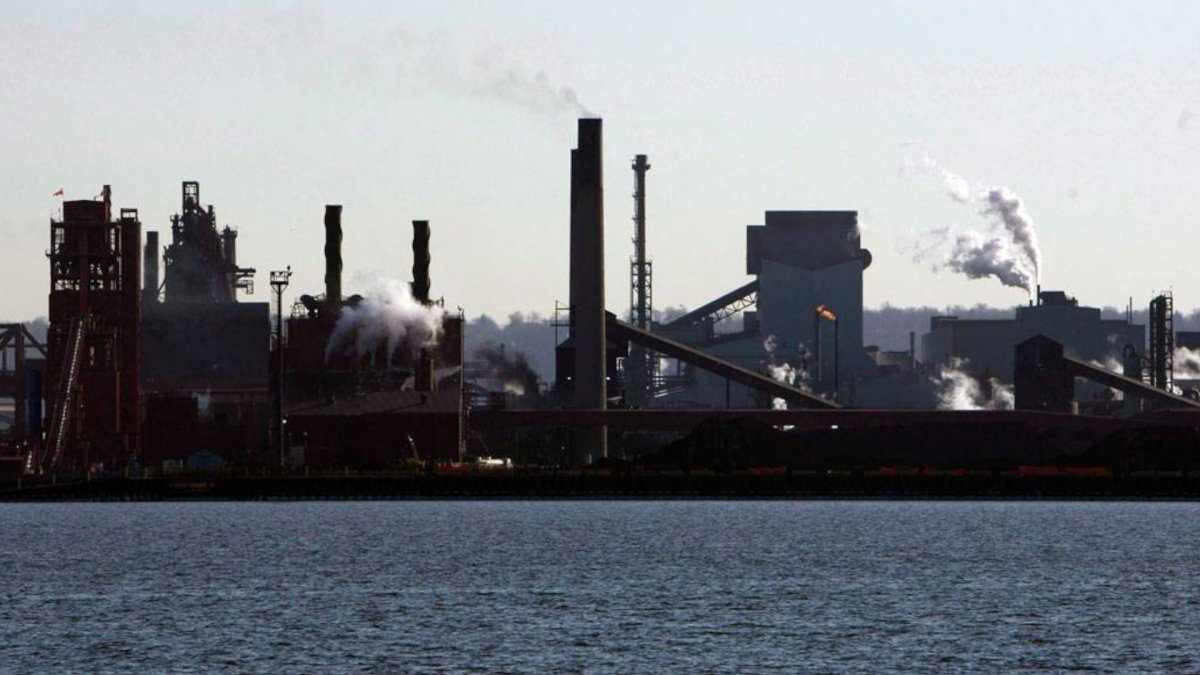 Hamilton steel-maker Stelco has entered into a long-term deal to buy iron ore pellets from one of the largest U.S. mines.