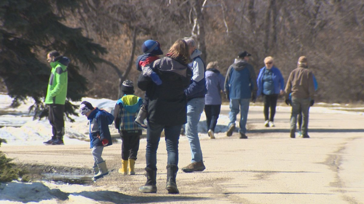 Winnipeg is set to increase the number of people permitted to gather in city-owned parks.