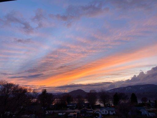 Sunset – Lynn Banfield
