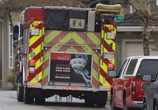 Surrey's fire chief said in the last week eight firefighters and police officers in Surrey have contracted COVID-19 and 18 others are self-isolating.