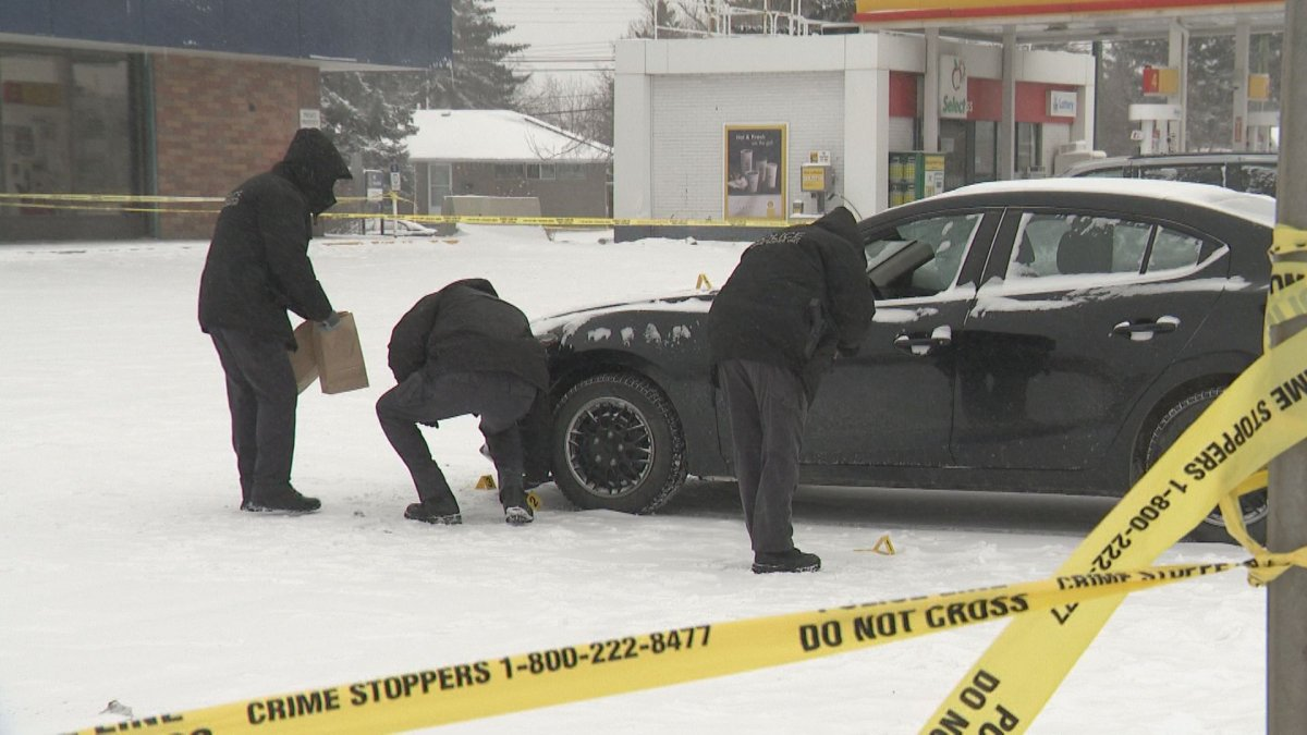Christophe Herblin, 56, was attacked in the parking lot in front of his cafe in the 3800 block of Bow Trail S.W. on Saturday, March 14, 2020.