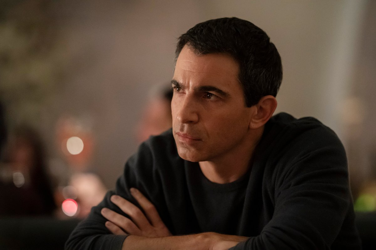 'The Sinner,' Part II Episode 302. Pictured: Chris Messina as Nick Haas.
