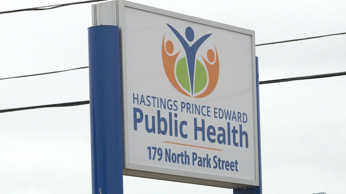 There are currently 13 people who have tested positive for COVID-19 in the Belleville region. One of those people has died, and another is an employee at a long-term care facility.