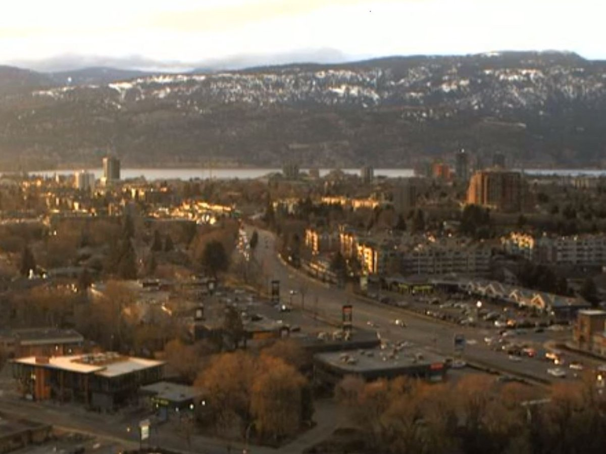 The City of Kelowna says work crews are already cleaning and sweeping roads, sealing cracks and completing some minor shoulder repairs.