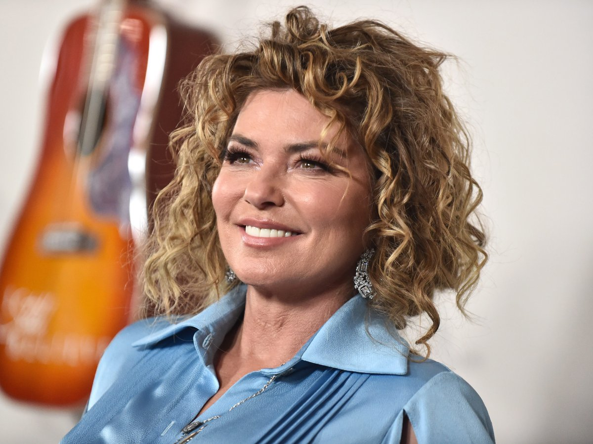 Shania Twain attending the I Still Believe special screening held in Los Angeles, USA on Saturday March 7, 2020.