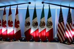 Continue reading: U.S. says new North American trade deal in effect as of July 1