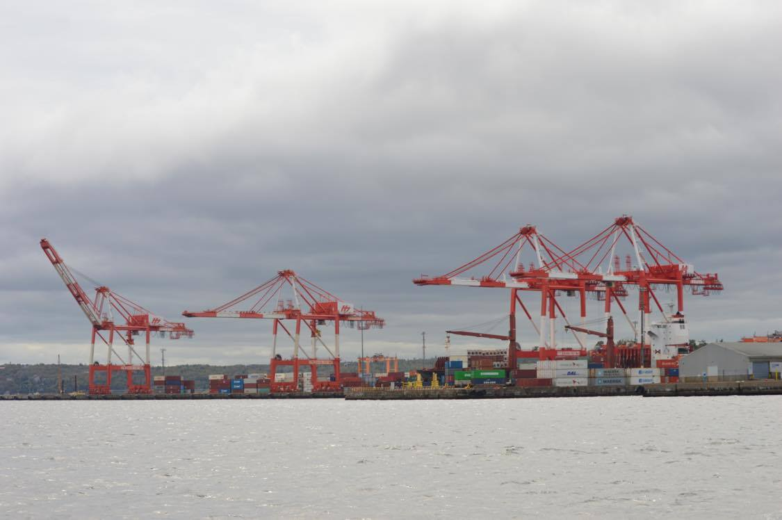 The Public Health Agency of Canada has prevented a container ship from docking at the Port of Halifax over fears that some crew members may have COVID-19.