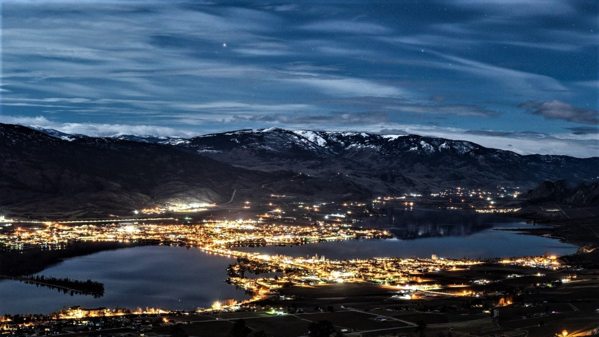 Osoyoos was one of five B.C. communities making Expedia's list for 'Canada's friendliest cities and towns of 2021.' The other B.C. communities were Whistler, Nanaimo, Radium Hot Springs and Fernie.