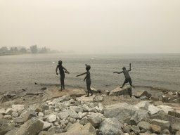 Continue reading: Air quality advisory lifted for Lower Mainland, most parts of southern B.C. now 'low risk'