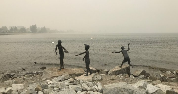 Air quality for most of southern B.C. finally rated as 'low risk'
