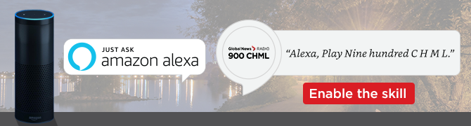 900 CHML Amazon Alexa