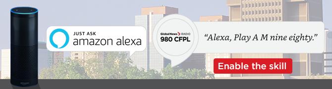 980 CFPL Amazon Alexa