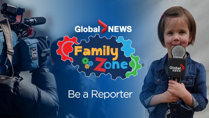 Global News Kids – Be a Reporter - image