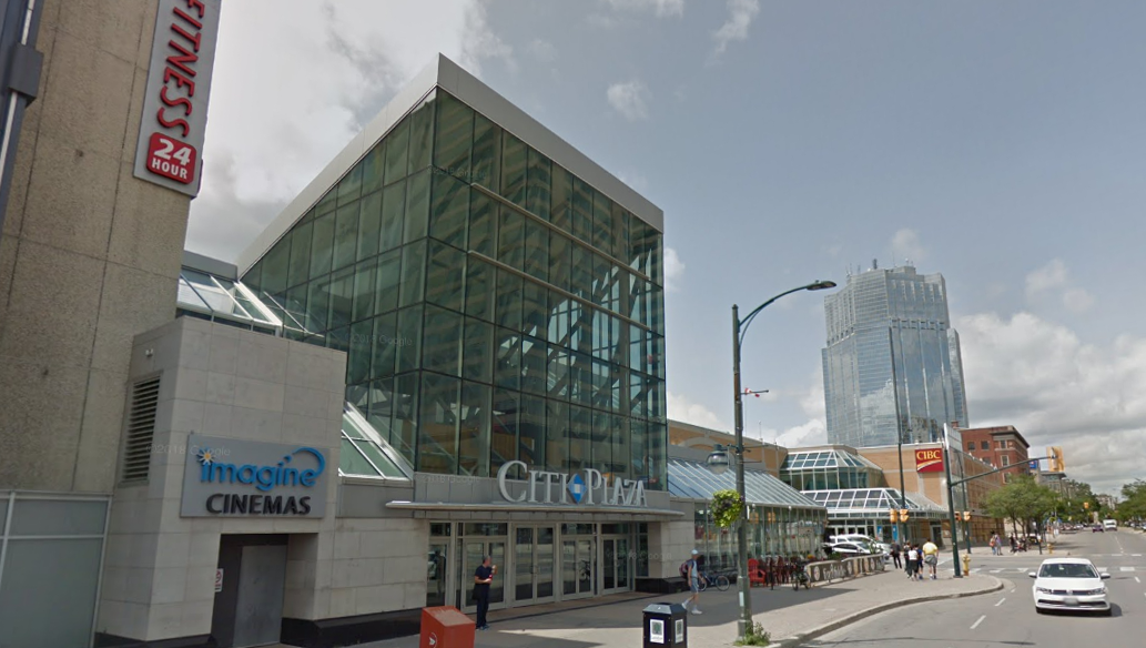 Citi Plaza in downtown London, Ont.