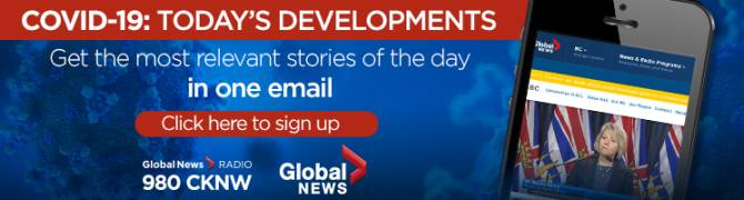 980 CKNW Newsletter Signup