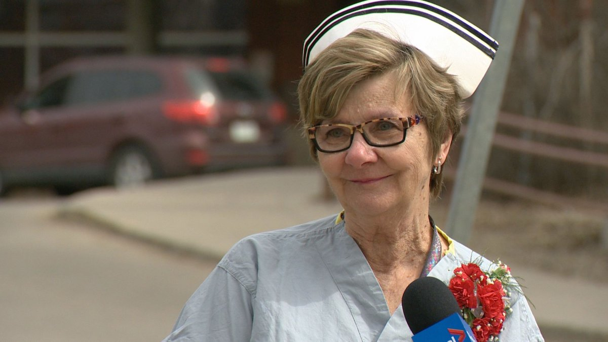 Dolores Kosar, best known as Dolly, is retiring after 46 years working as a registered nurse at the Regina General Hospital.