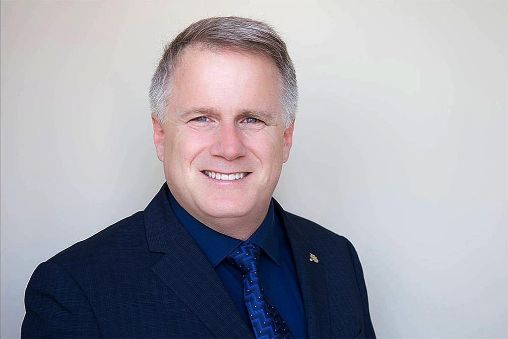 British Columbia Conservative MP Marc Dalton, shown in this undated handout photo from the party's public website, has deleted a tweet which questioned if it is time to start reopening businesses if most of the deaths from COVID-19 in this country are older people in long term care homes. THE CANADIAN PRESS/HO-Conservative Party of Canada *MANDATORY CREDIT*.