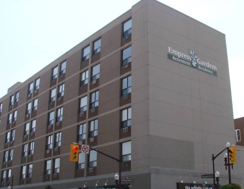 Two new COVID-19 cases have been reported at Empress Gardens Retirement Residence in Peterborough.