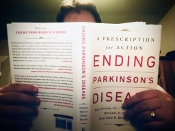 Continue reading: When Life Gives You Parkinson's podcast: Ending Parkinson's