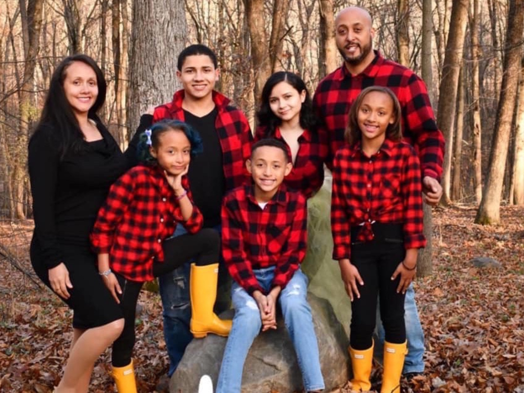 A father of five died from coronavirus the same day he was to be celebrating his twin daughters' 10th birthday.
