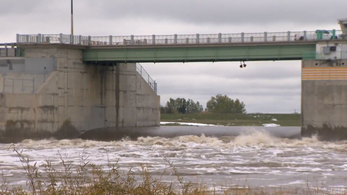 Red River Floodway File