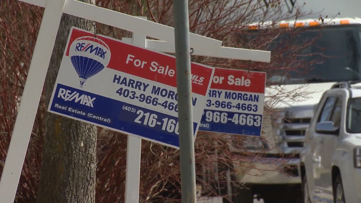 The Calgary Real Estate Board says the residential real estate market had its best December since 2007 last month as real estate agents sold nearly 1,200 homes.
