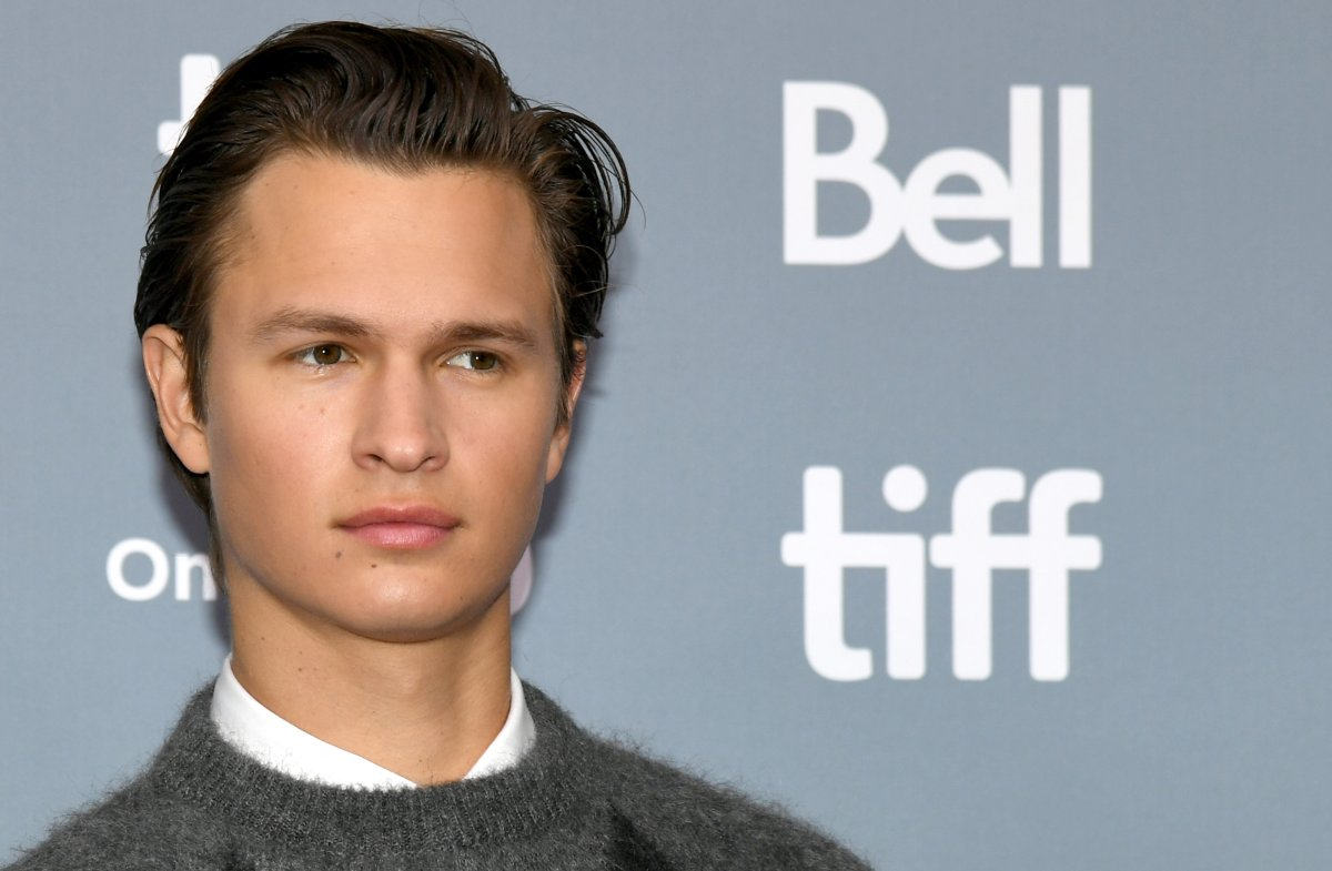 Ansel Elgort attends 'The Goldfinch' press conference during the 2019 Toronto International Film Festival at TIFF Bell Lightbox on Sept. 8, 2019 in Toronto, Canada.