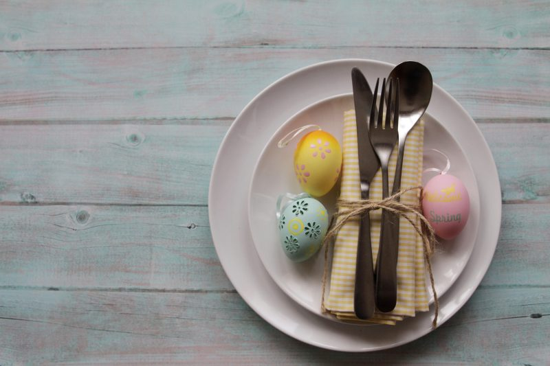 Are you ready for Easter dinner?.