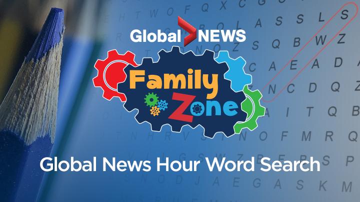 Global News Word Search - image