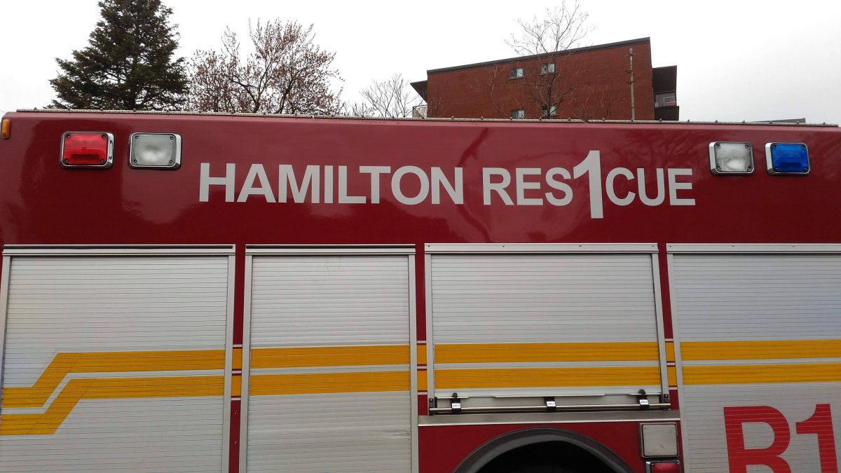 Firefighters say two separate fires in Hamilton and Stoney Creek are under investigation.