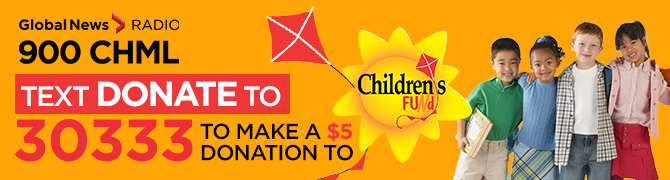 900 CHML Children's Fund