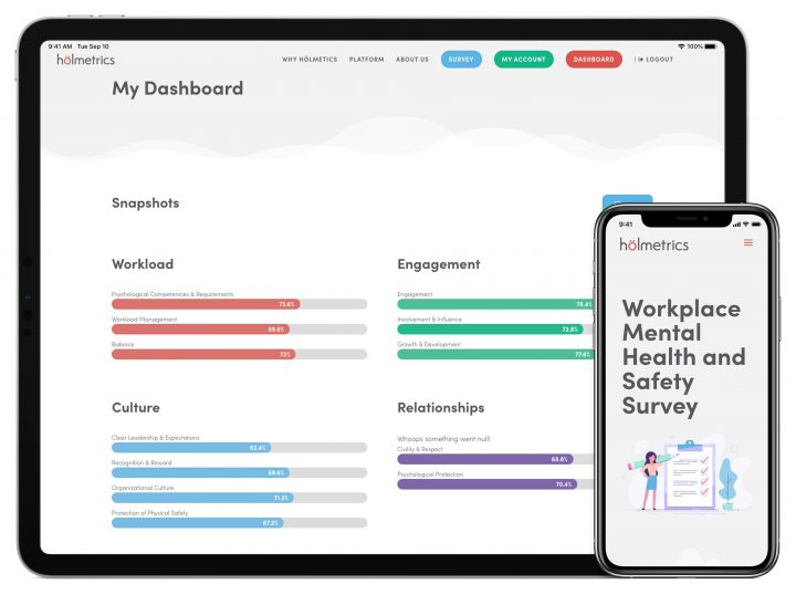 An Alberta-Based Tech Startup is offering workplace mental health software to employers amid the COVID-19 pandemic.
