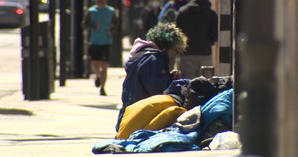The homeless HUB in Saskatoon says they've been given access to only 10 hotel rooms and 10 housing units despite hundreds needing help.