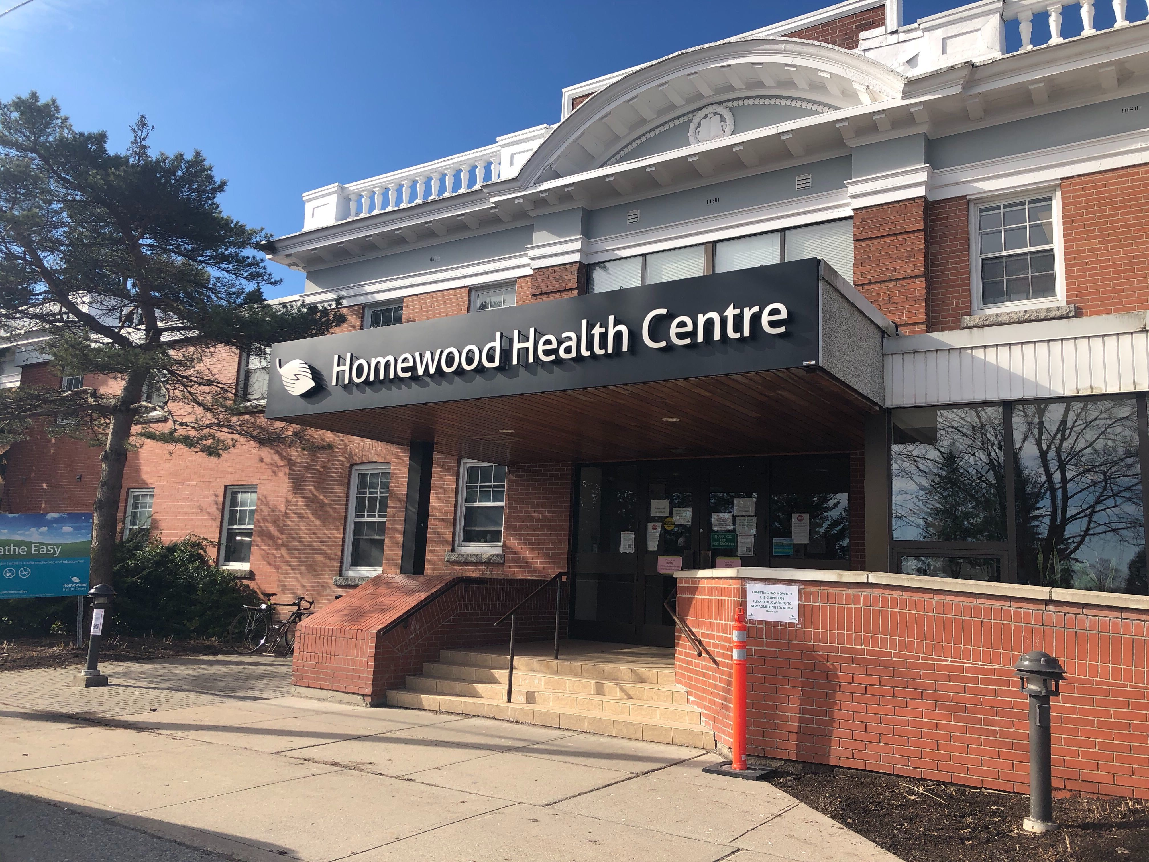 COVID-19 outbreak declared at Guelph's Homewood Health Centre - Guelph    Globalnews.ca