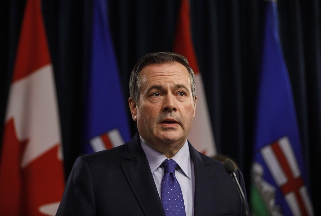 File: Alberta Premier Jason Kenney.
